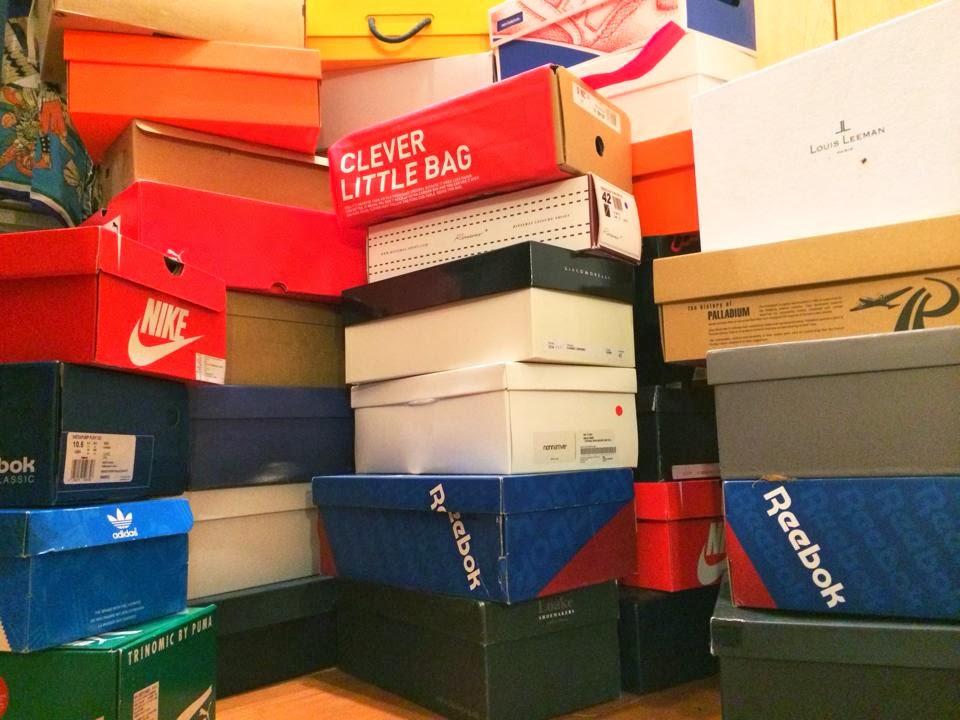 男人鞋櫃的必備10款鞋 Akko&Tim 的型男養成日記