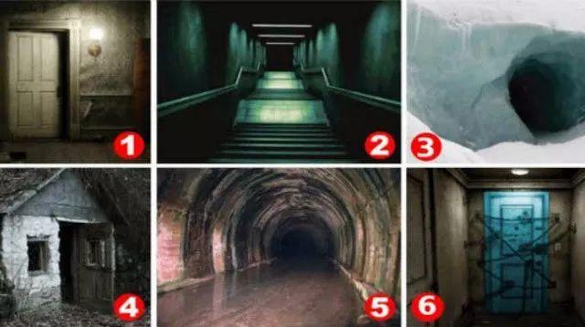 這6種地方,你最害怕進入的是哪個?分析你的現實人格,選木屋的人要小心了