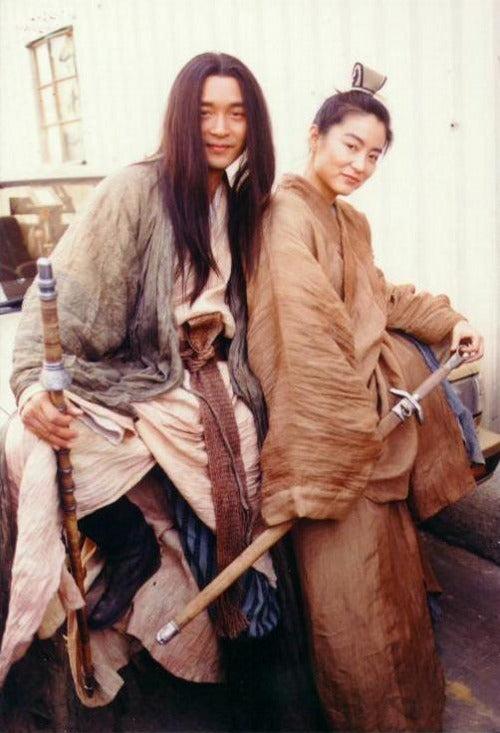 《東邪西毒》20歲了! 超珍貴的20張幕後花絮照片