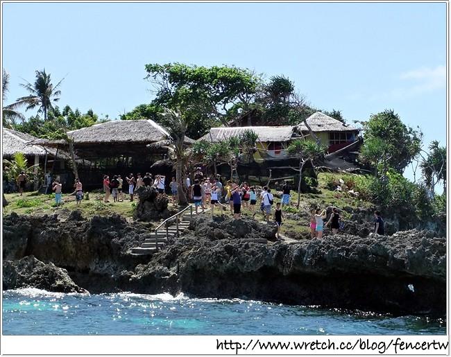 〔菲律賓〕長灘島之旅 - Day2:>香蕉船 → ZEN Oil Message Shop、渡假村沙灘自助餐