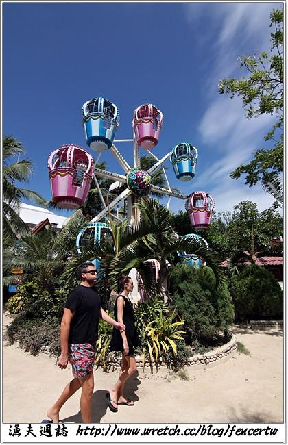 〔菲律賓〕長灘島之旅 - Day6:Boracay Regency(早餐、環境) → 888中式海鮮餐廳