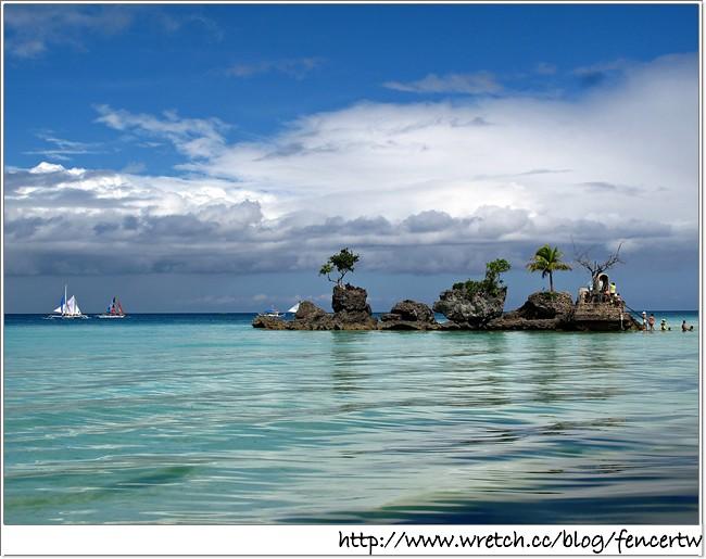 〔菲律賓〕長灘島之旅 - Day3:星期五沙灘 → 風帆船 → Asya義大利風味午餐 → BORACAY OCEAN CLUB(Check in)