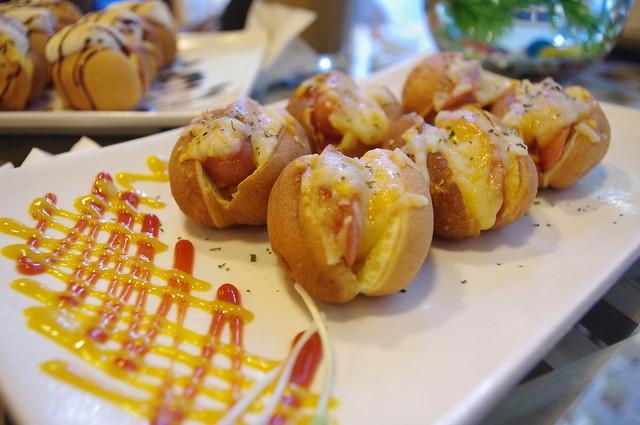 特色雞蛋糕,懷舊新滋味●Double Coffee 大坡咖啡屋【台中北屯區│咖啡廳】