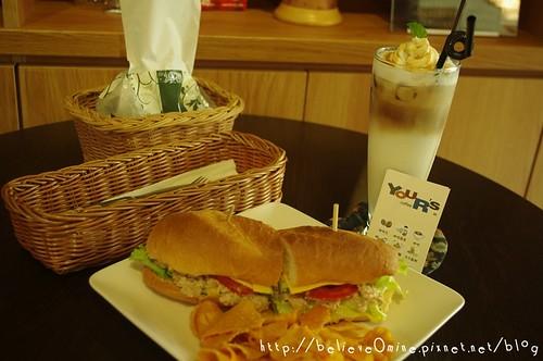 你的咖啡館●Your's Coffee 馥郁咖啡【台中北屯區│咖啡廳】