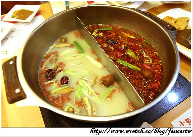 〔台北〕小蒙牛頂級麻辣養生鍋(內湖店) - 超濃郁蒙古鍋湯頭免沾醬~