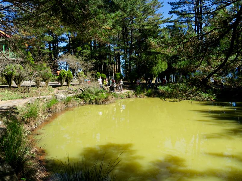 天池與秘境:福壽山一日遊