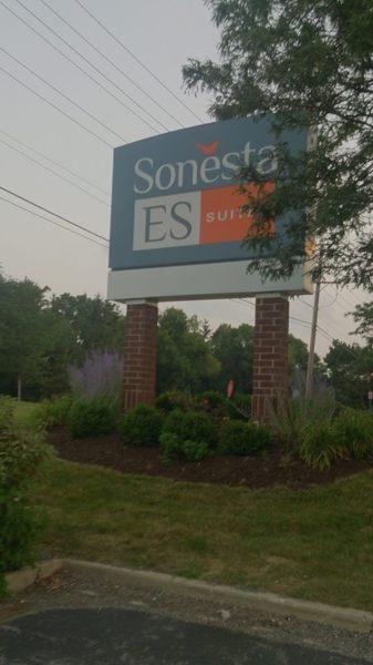 《優佳遊學團》芝加哥的住-Sonesta ES Suites Schaumburg Chicago