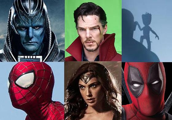 英雄迷的錢包都在哭泣了…10部即將上映的英雄片│妞新聞