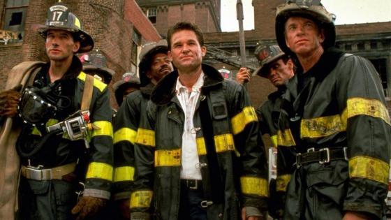 7部打火兄弟影視作品,致這個年代最可敬的烈焰英雄
