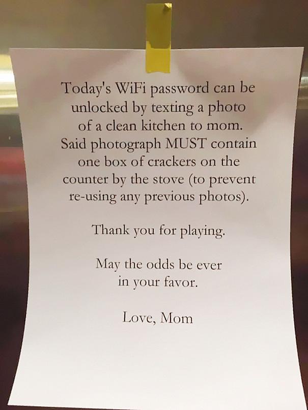 想要讓孩子甘願做家事嗎?這位媽媽做了這件事