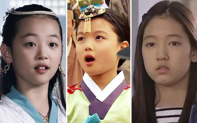 「什麼,你是當年的小童星!」天啊!曾看過的韓劇,這些角色竟然是「當紅女星的過去」! #2 根本從以前到現在都一樣可愛!