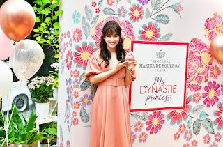 瑪莉安娜推出年度女香「花曲頌讚」 吳姍儒分享香水使用小心機