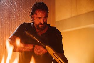 傑哈巴特勒新片演殺手大解放 下戲狂言盡出一句話嗆「死侍」引萊恩雷諾斯親回