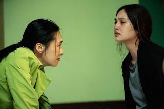 吳可熙、楊丞琳雙后氣場鎮壓全場 《靈語》雙雙為戲哭掉一公升眼淚