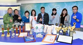 《華視新聞雜誌》40週年慶生 主播陳璽鈞新年想再拚潛水證照