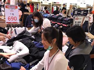 禮客Outlet 週年慶人潮擠爆 加碼祭出第2波限量搶購2折起排隊商品超殺優惠