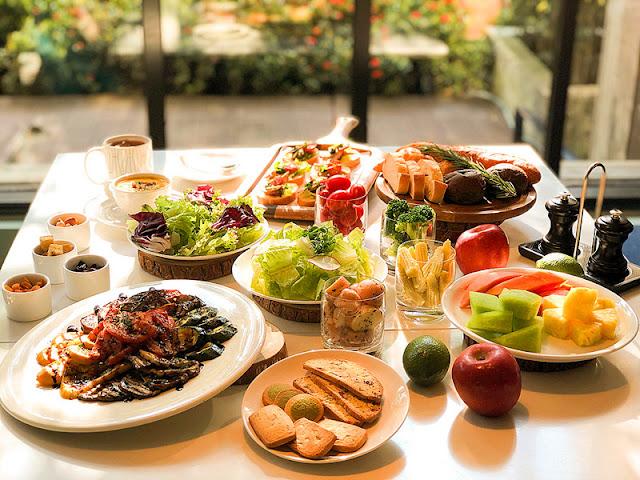 Folio Hotel館內餐廳 CP值超高午餐首選!平日任選主餐即加贈繽紛沙拉吧