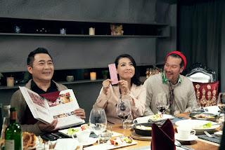 陳孝萱《腦波小姐》替張書豪、歐陽妮妮求得上上籤 喜見張霸氣求婚
