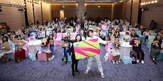 李國毅邀百位會員「就i在一起」 90分鐘粉絲福利持續放送