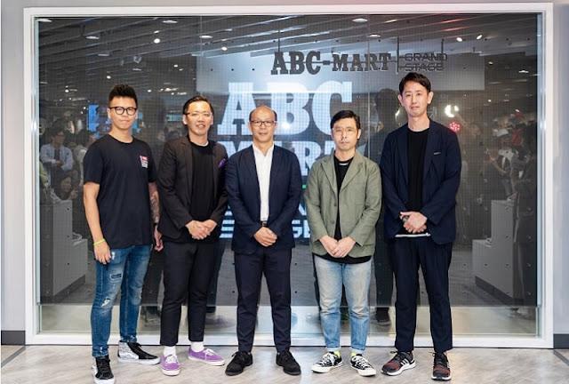 日本知名鞋履通路店鋪品牌 ABC-MART 迎向在台10週年 10/10 台北西門商圈試營運啟動!