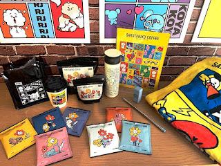 猿田彥珈琲推BT21主題限定店可愛登場 草莓咖啡、造型隨行杯、小毛毯賣萌亮相!
