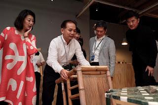 以工藝療癒身心靈 在華山文博會找回存在感