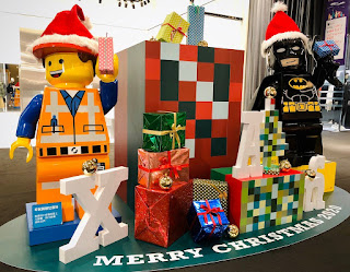 誠品生活1,500隻樂高人偶、巨型蝙蝠俠迎聖誕!台中耶誕市集11/28夢幻登場