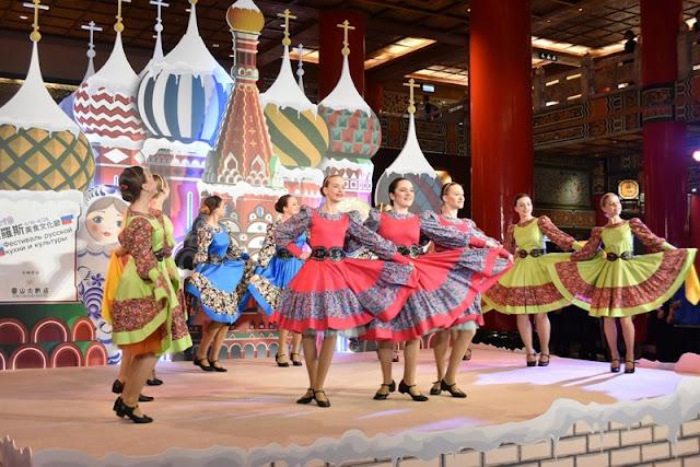 圓山大飯店 2019俄羅斯美食文化節 4月19日-28日隆重登場 帶您體驗俄式食尚、文化的無限魅力