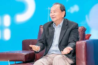 氣象專家任立渝回娘家 《TVBS看板人物》笑談退休生活