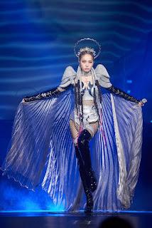 Jolin回歸小巨蛋給足歌迷驚喜 高難度舞蹈「首跳」曝光再添全新亮點