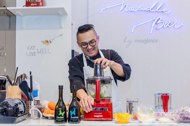 magimix廚房小超跑noodle bar開幕