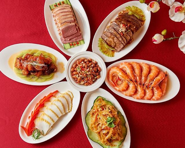 樂不思「鼠」迎新春 福華年菜外帶夯 搶攻台北年菜商機