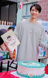 劉以豪拍攝《我親愛的小潔癖》與「新版杉菜」沈月尬戲80天