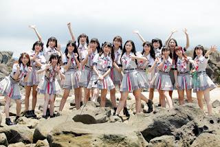 AKB48 Team TP 青春舞曲《嗚吼嗚吼吼》學院風造型驚豔吸眼球