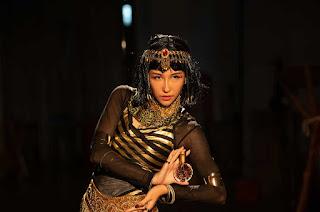 潘嘉麗《女力》化身埃及豔后 魅惑新手爸爸黃靖倫