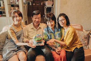 戲劇大腕寇世勳《媽,別鬧了!》過父親節 女兒賈靜雯、柯佳嬿蛋糕獻愛