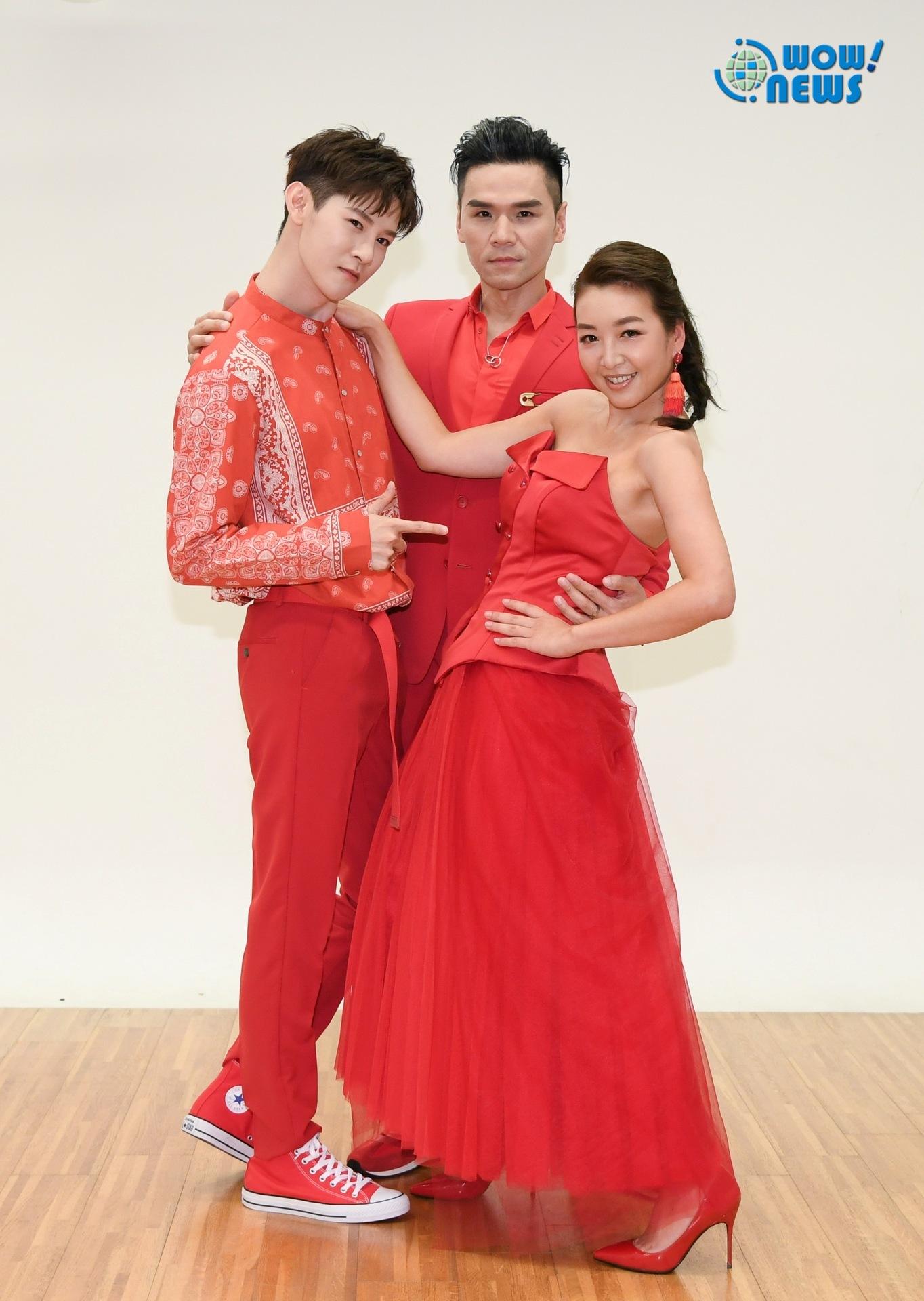 路嘉怡、Kevin及夏和熙聯手主持三立全新正韓美妝節目《拜託了!女神》