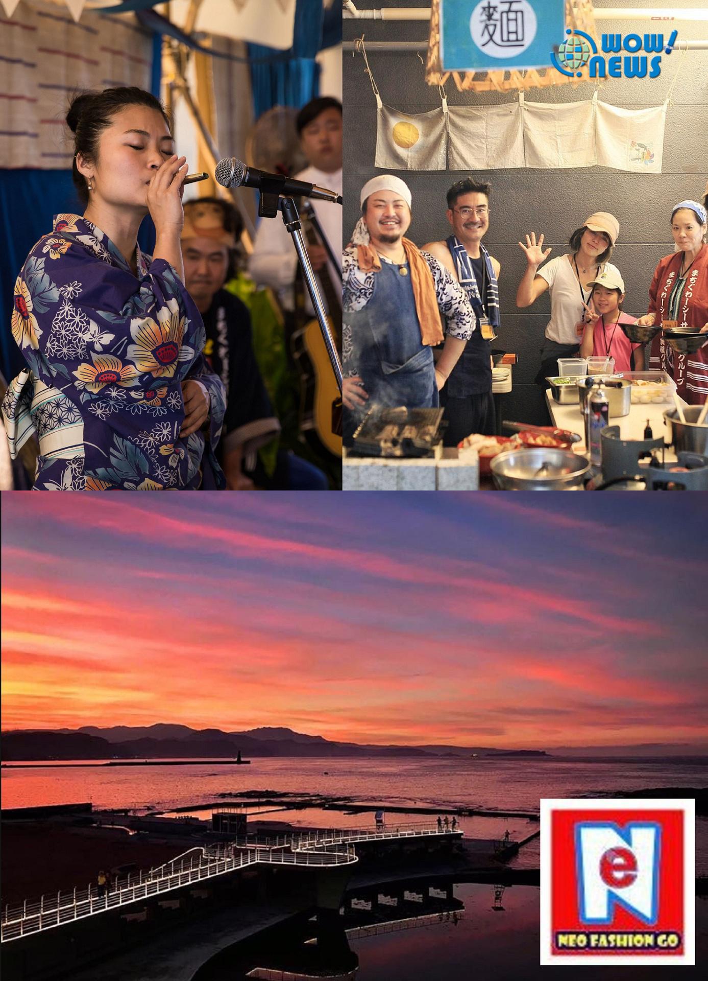 和平島公園2019「Hi!沖繩」島嶼生活節 享受海風包圍音樂、文創與美食 清爽一