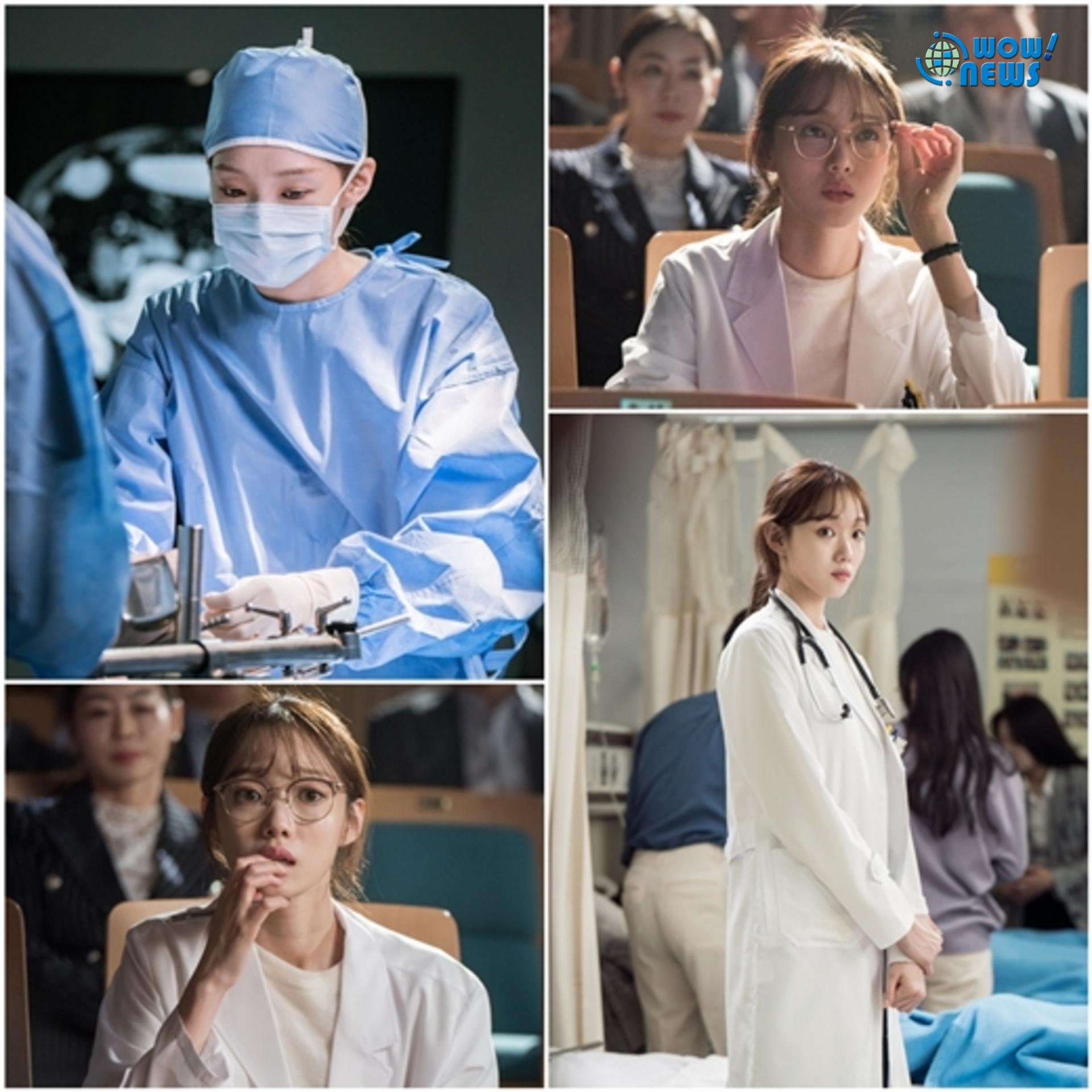 韓劇「浪漫醫生金師傅」第二季 公開演員李聖經劇照