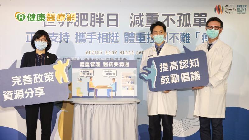 半數台灣人超重! 十大死因有八項與肥胖相關