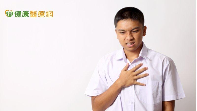 兒童胸痛不能忽視! 高達9成是「非心因性胸痛」