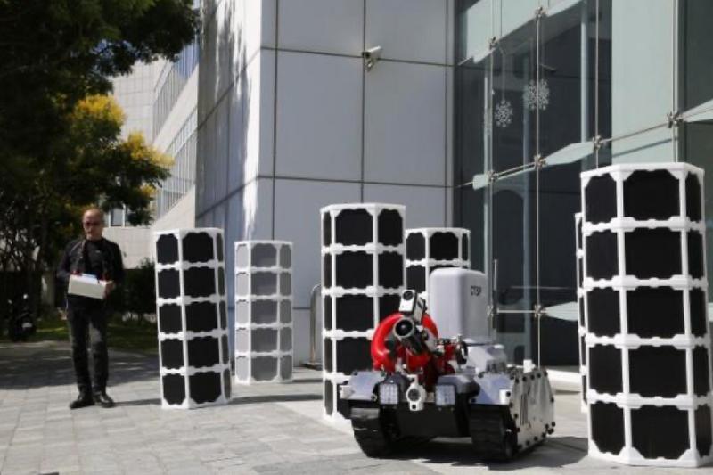 中科AI智慧災防機器人 有望降低消防員救災風險!這3個城市也讓AI機器人導入日常生活