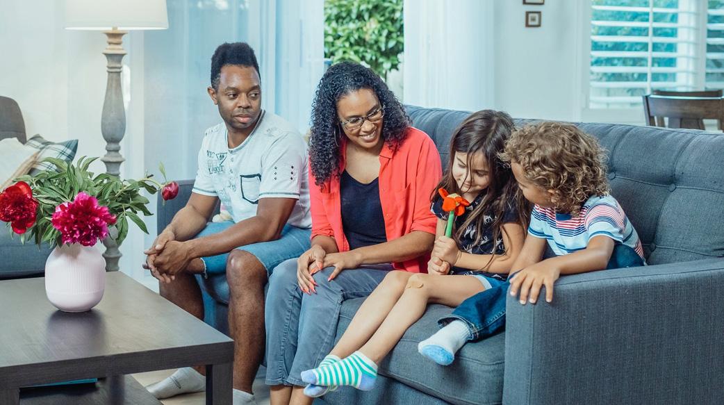 整天宅在家 避免孩子爭執的5種方法