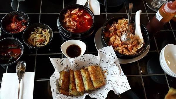 Mini K小韓坊 信義區韓國料理,有高CP值單人套餐、單點創意韓國料理,聚餐推薦好吃平價韓式料理餐廳