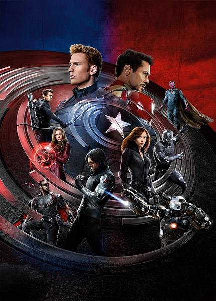 【電影觀後感】美國隊長三:英雄內戰─現實與理想