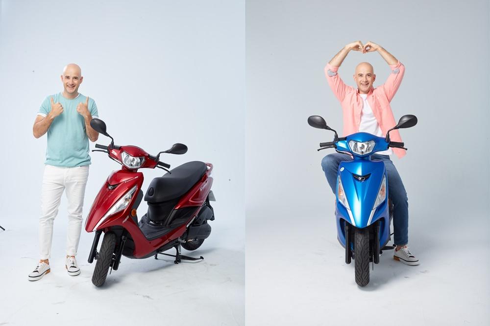 光陽ABS車款挾3大特點橫掃市場 暑假買氣旺到連奪雙月冠軍!