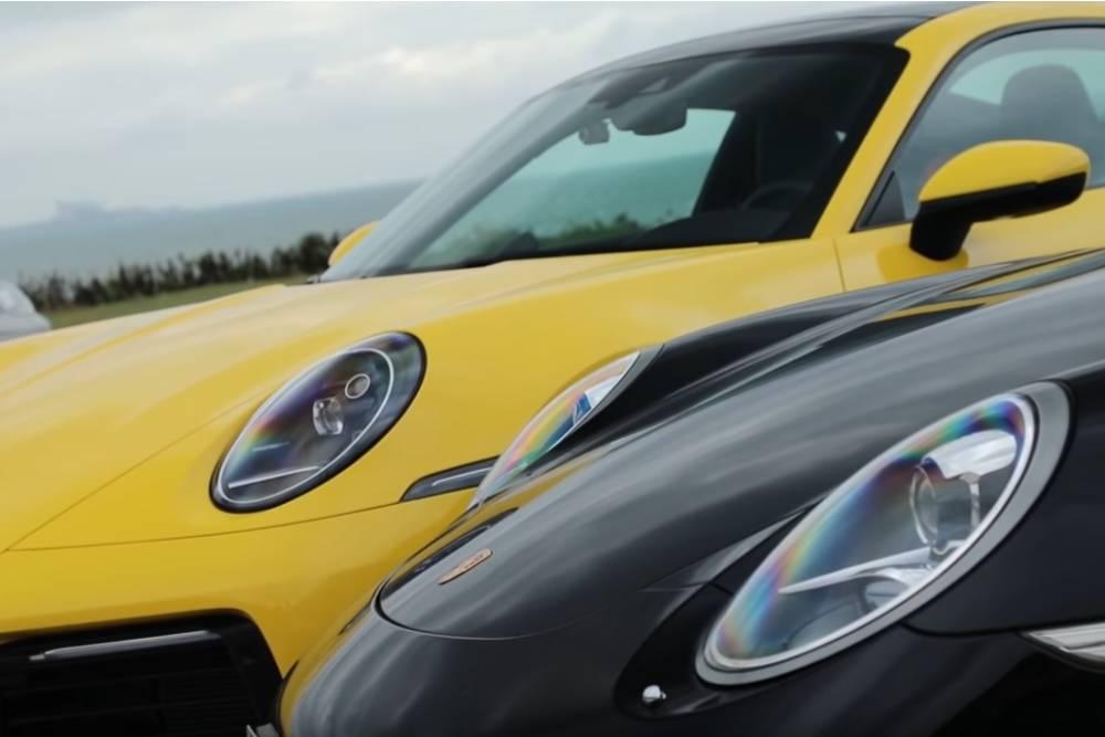 名車分析/完美情人Porsche 911 自然進氣與渦輪的頂尖對決