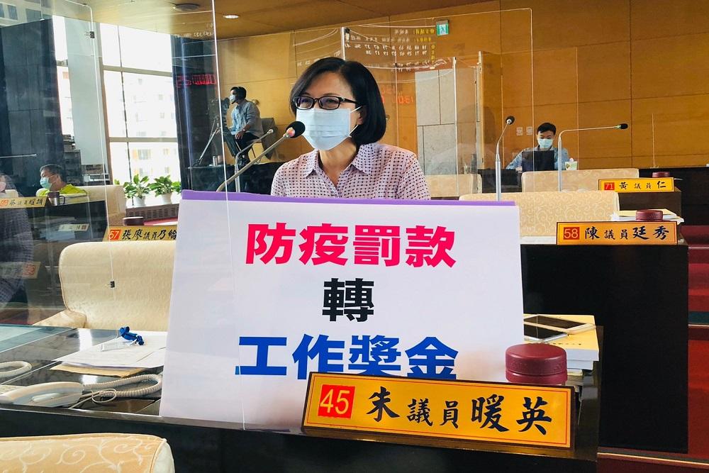 台中市長盧秀燕:逐步完善各項建設給市民更好的生活