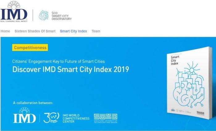全球智慧城市指數 台北市名列各國第七 亞洲第二
