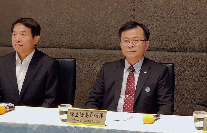 NCC主委陳耀祥:新任期持續廣電三法修法 期待5G帶來的轉變